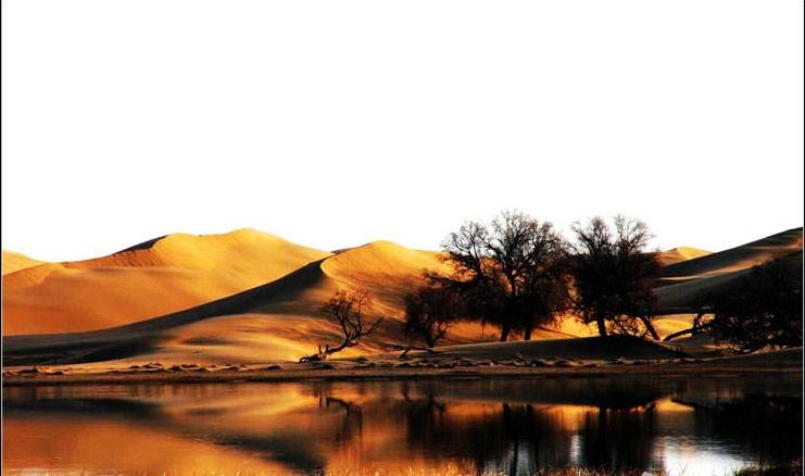 走进腾格里沙漠--腾格里沙漠旅游小简介